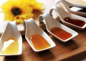 Какая калорийность у мёда