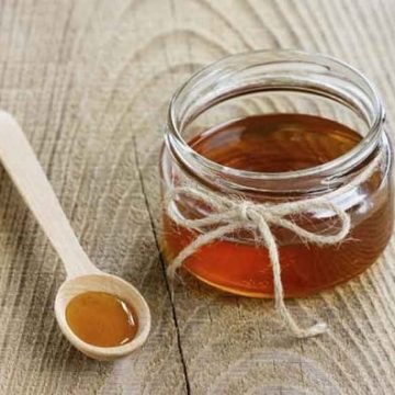 Мёд черноклёна
