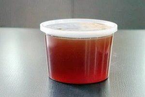 Мёд черноклёновый