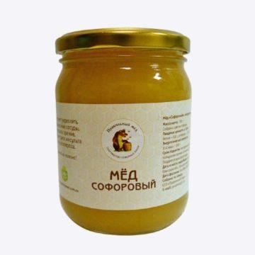 Мёд из софоры