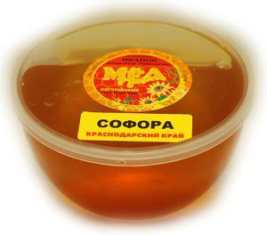 Чем полезен софоровый мёд