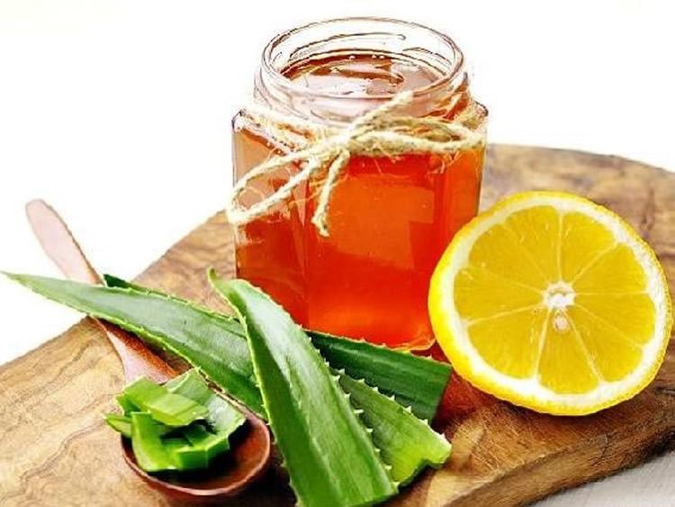 Алоэ мед и лимон рецепт