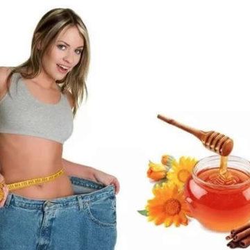 Как похудеть на меде и воде