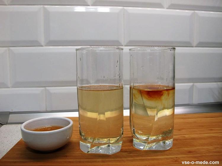 Как проверить мед в домашних условиях йодом