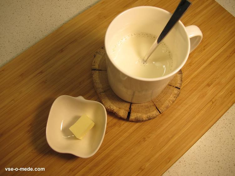 kak sdelat moloko s medom - Молоко с мёдом от чего помогает?