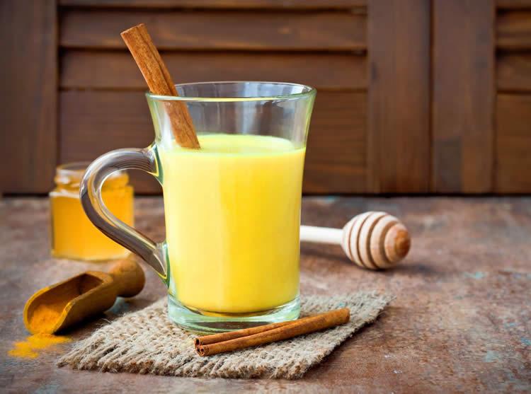 Куркума и мед для похудения