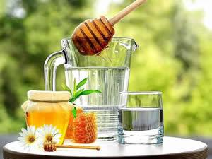 Мед с водой по утрам для похудения
