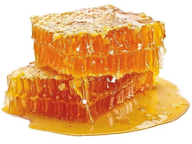 Мёд в сотах польза и вред