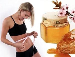 Можно есть мед при диете для похудения