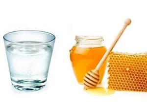 Вода с мёдом утром натощак