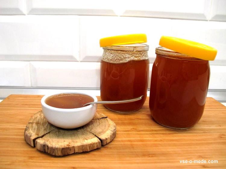 Засахаривается ли настоящий мед